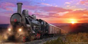 Legendary locomotive 434