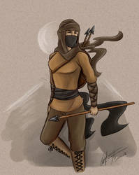 WoT: Maiden of the Spear