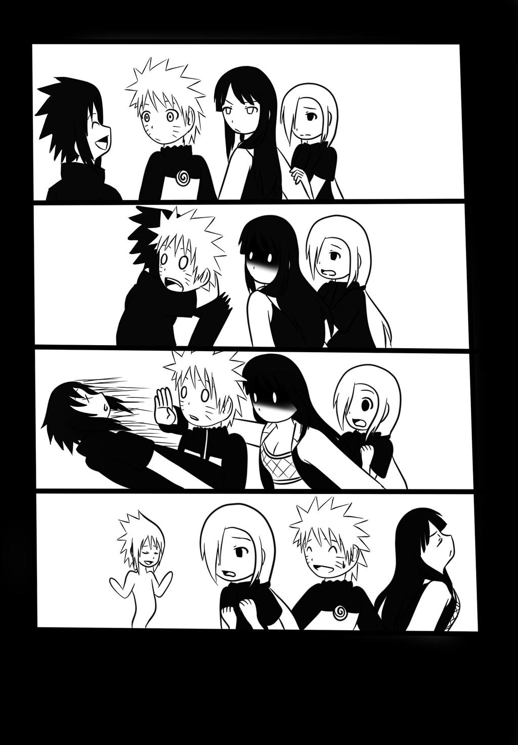Poor Sasuke by xmizuwaterx