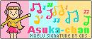 Pixelu Signature Asukachan by Gns-desing-X3