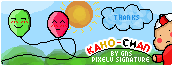 Pixelu Signature kaho chan by Gns-desing-X3