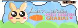 Pixelu Signature Lain Arisu by Gns-desing-X3