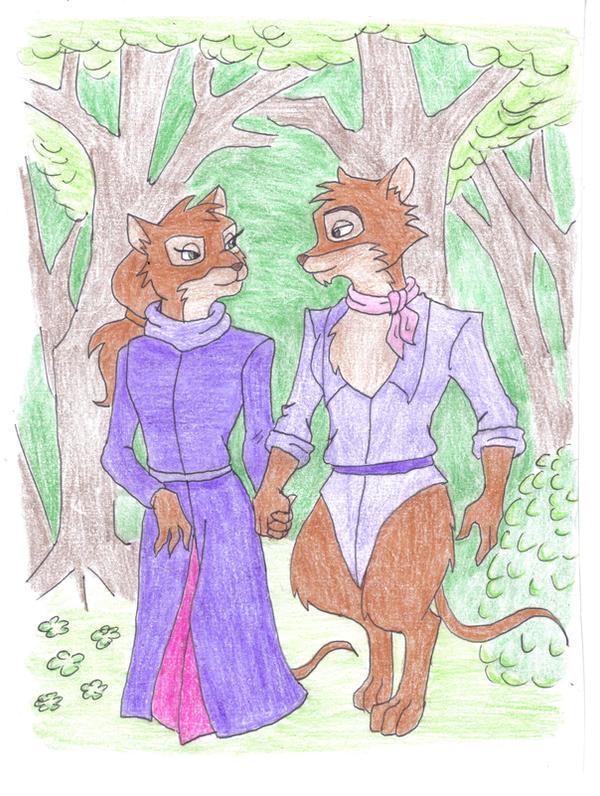 Walk in the Woods by Kelaiah