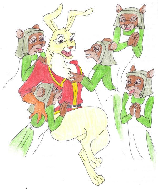 Basil's Fangirls by Kelaiah