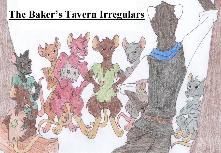 The Baker's Tavern Irregulars by Kelaiah