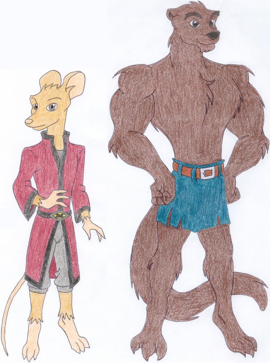 Tirzah Characters 2 by Kelaiah