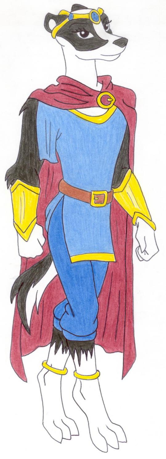Tirzah Characters 6 by Kelaiah