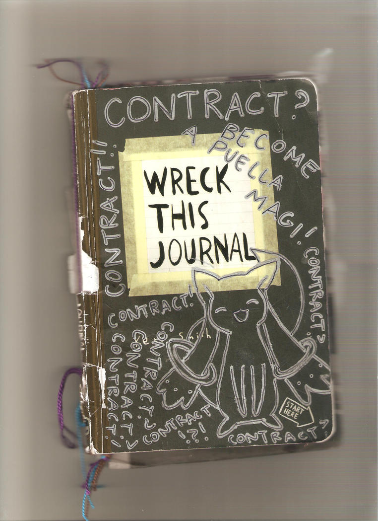 Wreck This Journal Cover Wreck This Journal: Co...