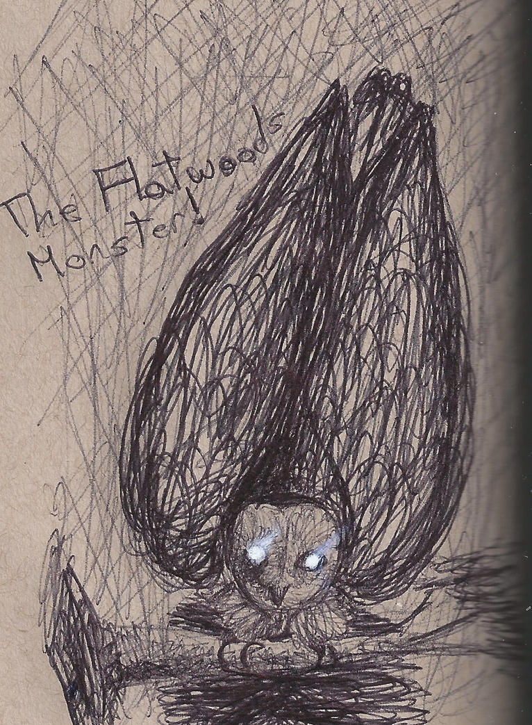 The Flatwood Monster By TheStoryCollector On DeviantArt