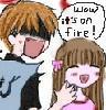 Heeeee Fire by Chibi-Rai-Chan