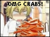Ouran Hosts have crabs by Chibi-Rai-Chan