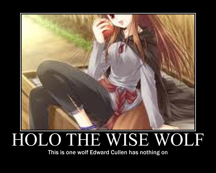 Holo Motivational Poster by Zion500