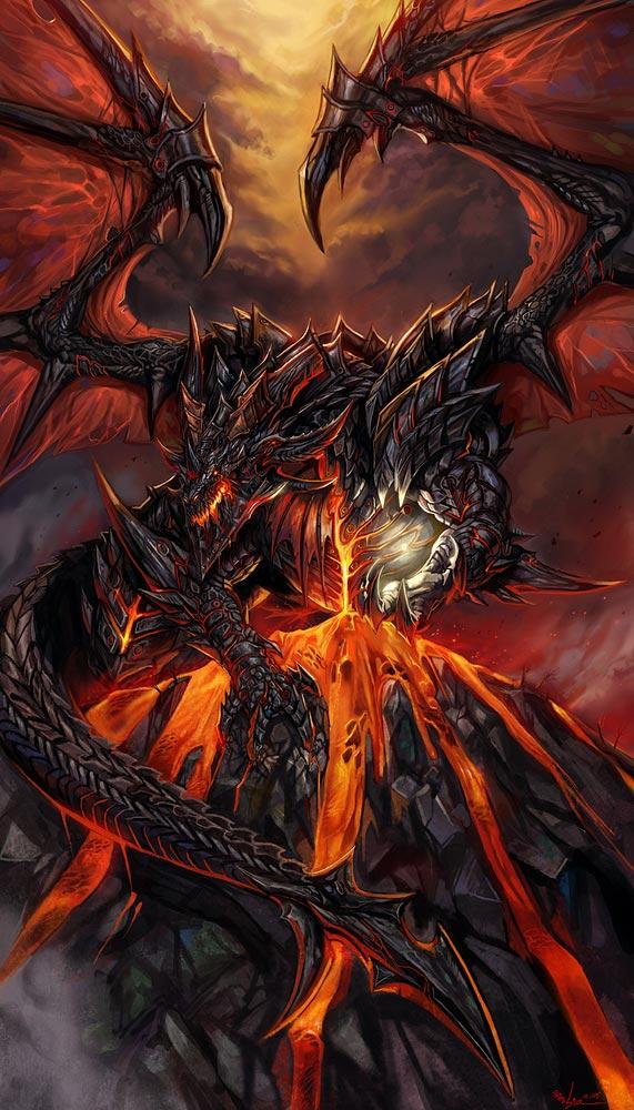 WOW dragon by jloaupiyltygo