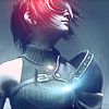 Yuffie icon Style 3 by oOXimexxOo