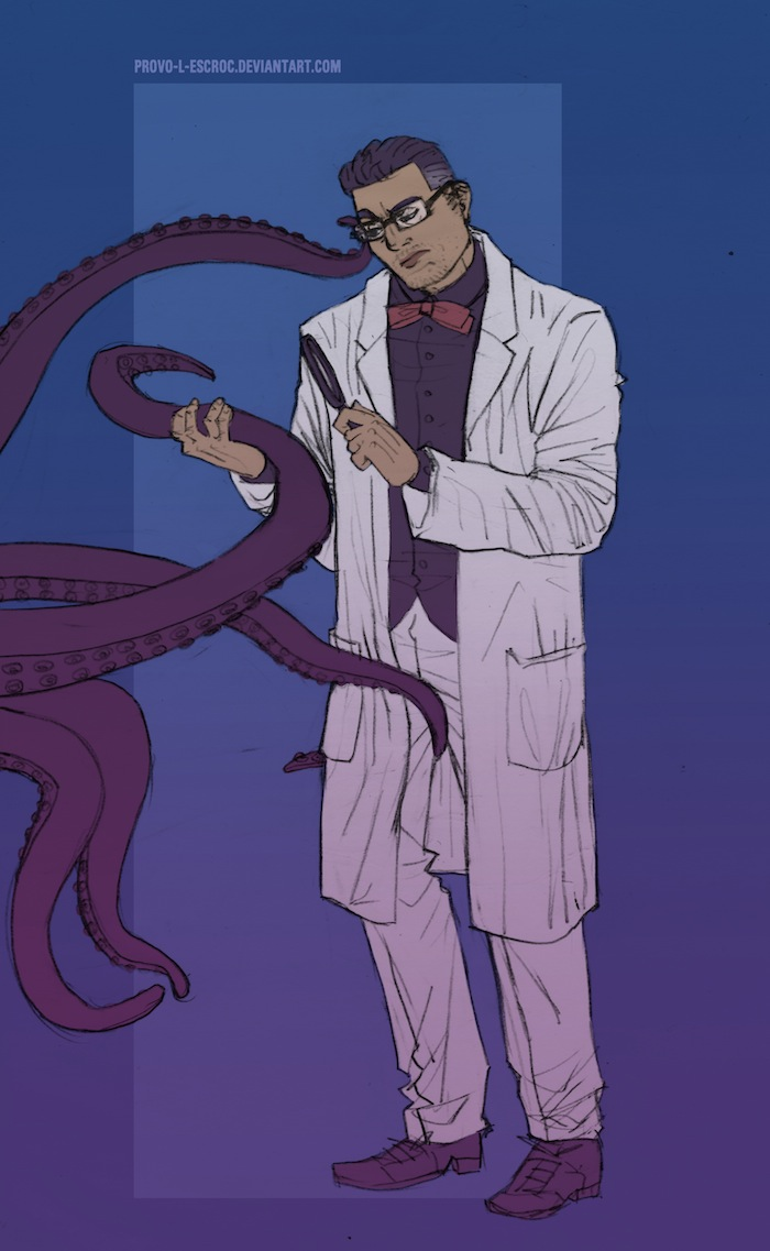 The Scientist of Night Vale by Provo-L-Escroc