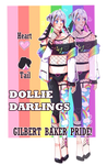 [Closed!] Gilbert Baker Pride Dollie!