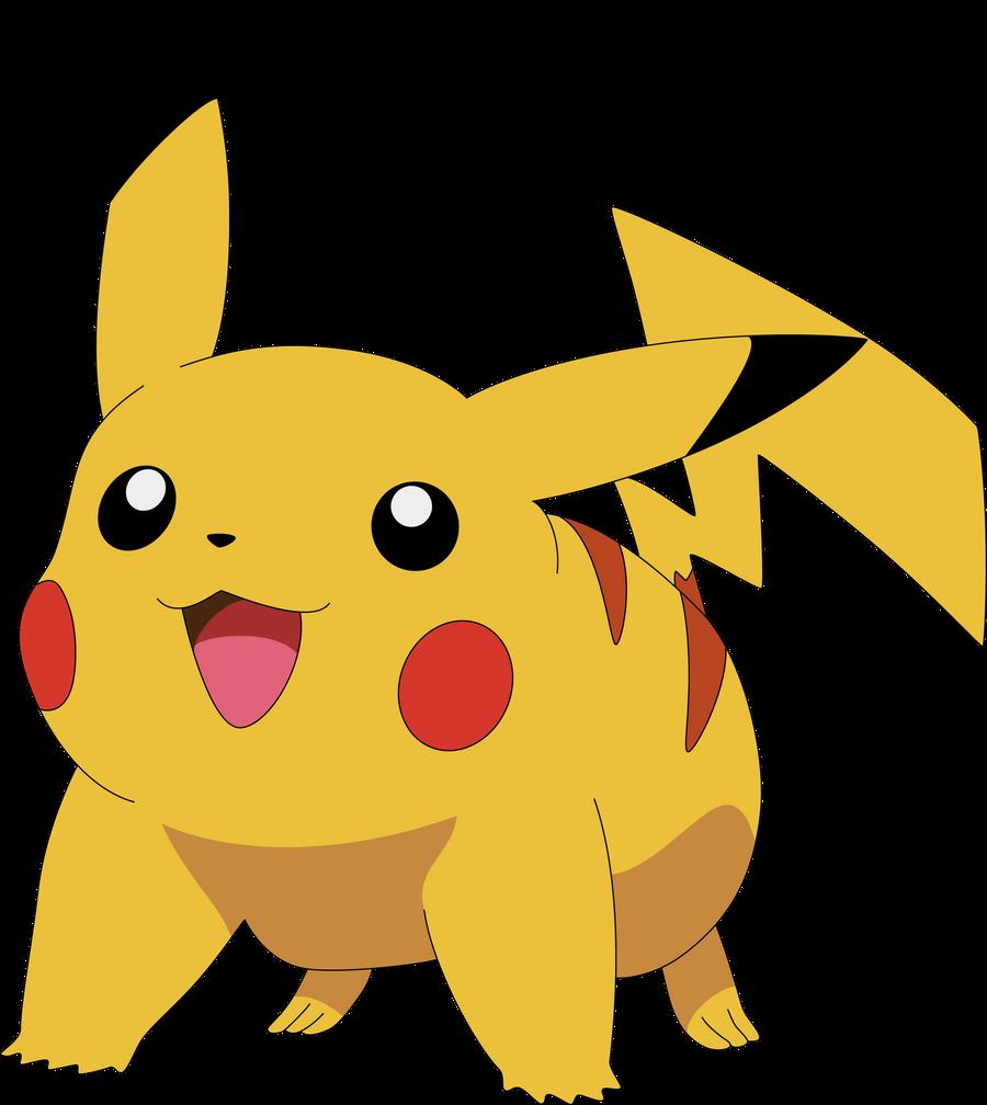 Pikachu by Caridea