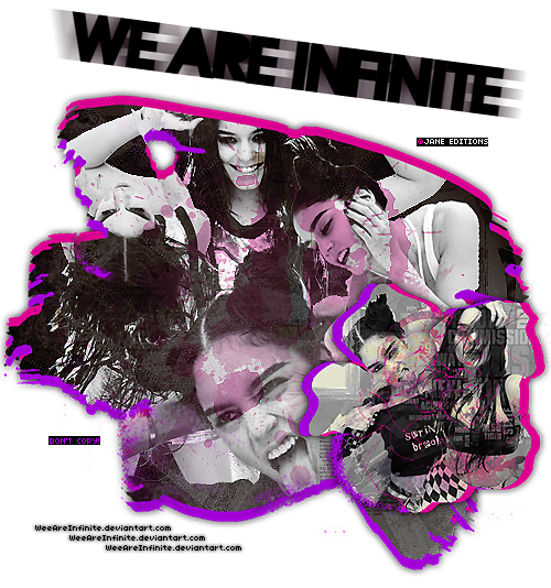 #We are infinite by WeeAreInfinite