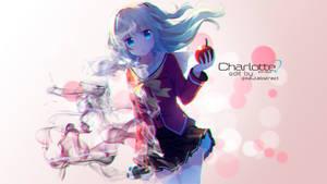 Anime wallpaper Charlotte