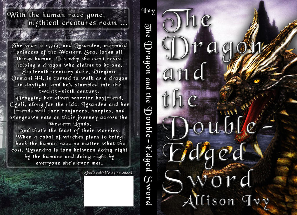 The Dragon and the Double-Edged Sword 2020 Cover