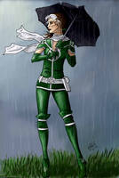 Rogue in the Rain by Elenatintil