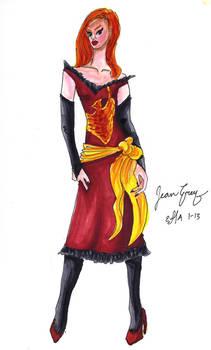 Jean Grey Formal