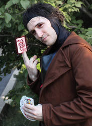 Gambit Cosplay