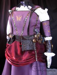 Steampunk Renaissance Pirate