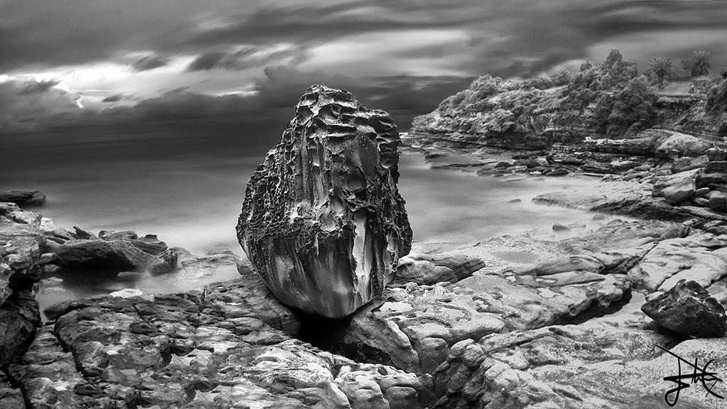 Bondi - Infrared by SteveCampbell