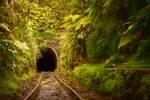 Abandoned Railway Station, Australia by SteveCampbell