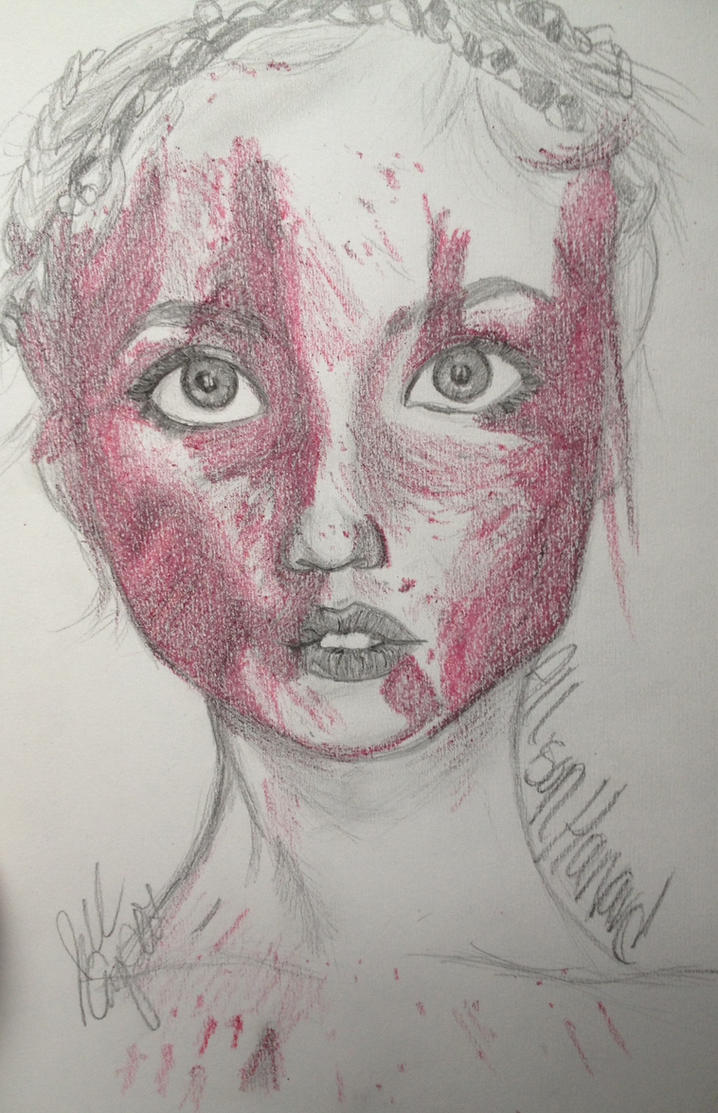 Allison Harvard by PSilovethebeatles