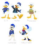 Donald (Keys Concepts) by MiniJen