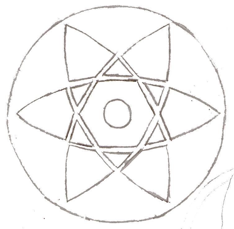 Image Gallery Sharingan Drawing