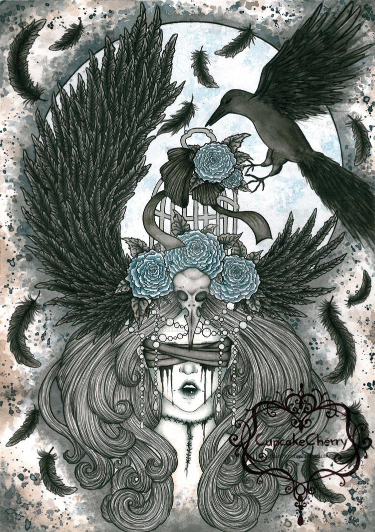 Black Soul by CupcakeCherry