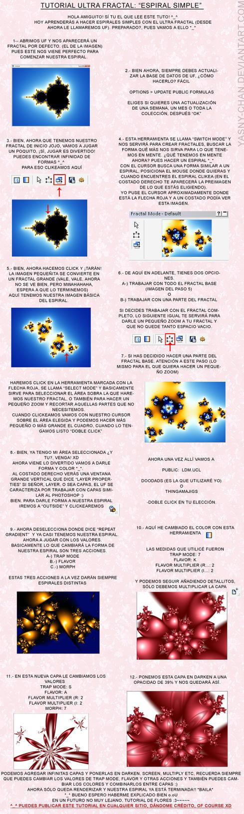 Tutorial Basico UF: Espiral by Yasny-chan