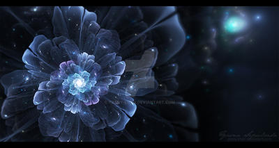 Ice Flower by Yasny-chan