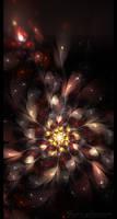 Galaxy explosion