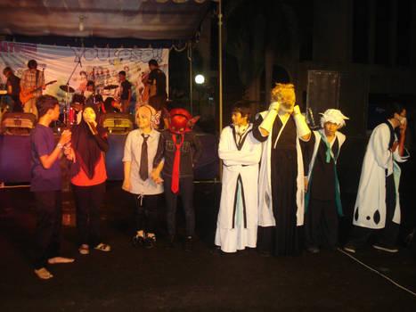 Cosplayers at Matsuri Anime No Fusion 2011
