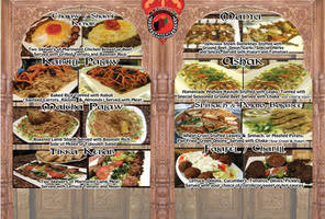 Menu Board2 by Muhummed