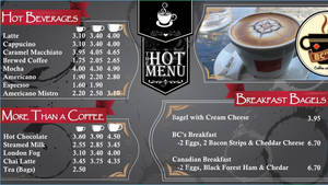 BCs Best Coffee - Left Side by Muhummed