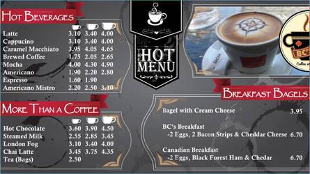 BCs Best Coffee - Left Side