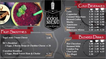 BCs Best Coffee - Right Side