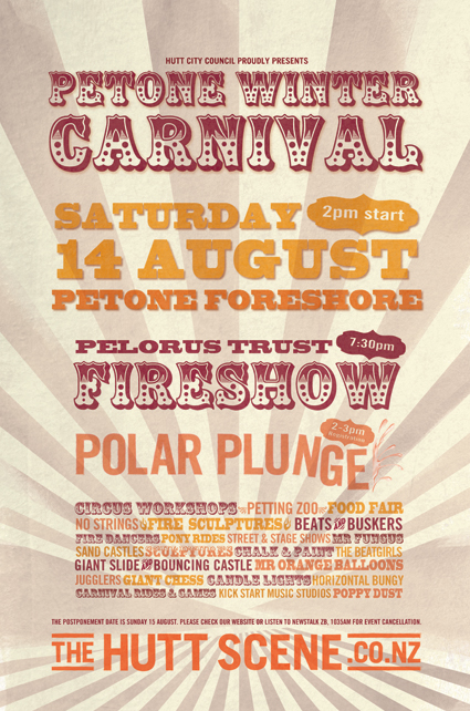 Carnival poster by anaestasians on DeviantArt