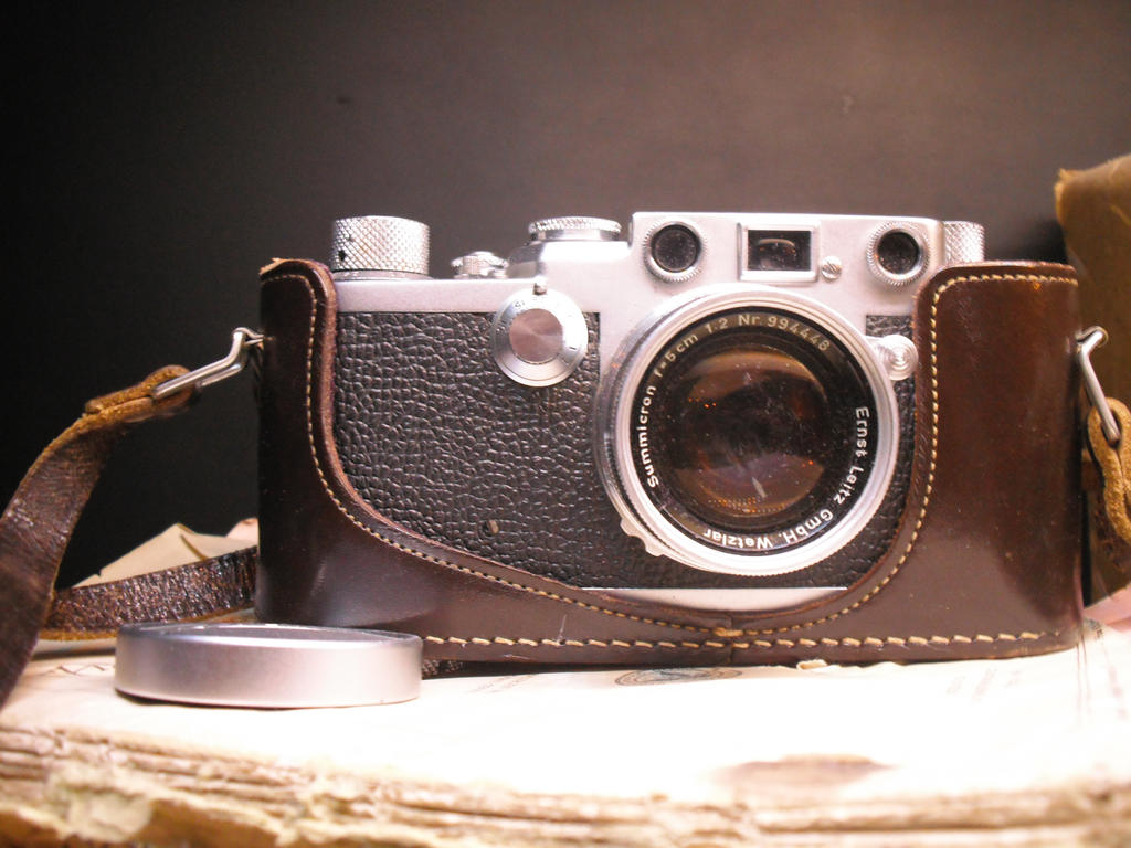Old camera taken by a new camera by xsoviethusky5468x on for New camera 2015