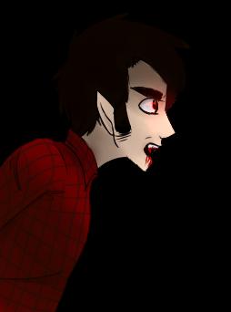 Vampire Babe by 15MadyCat