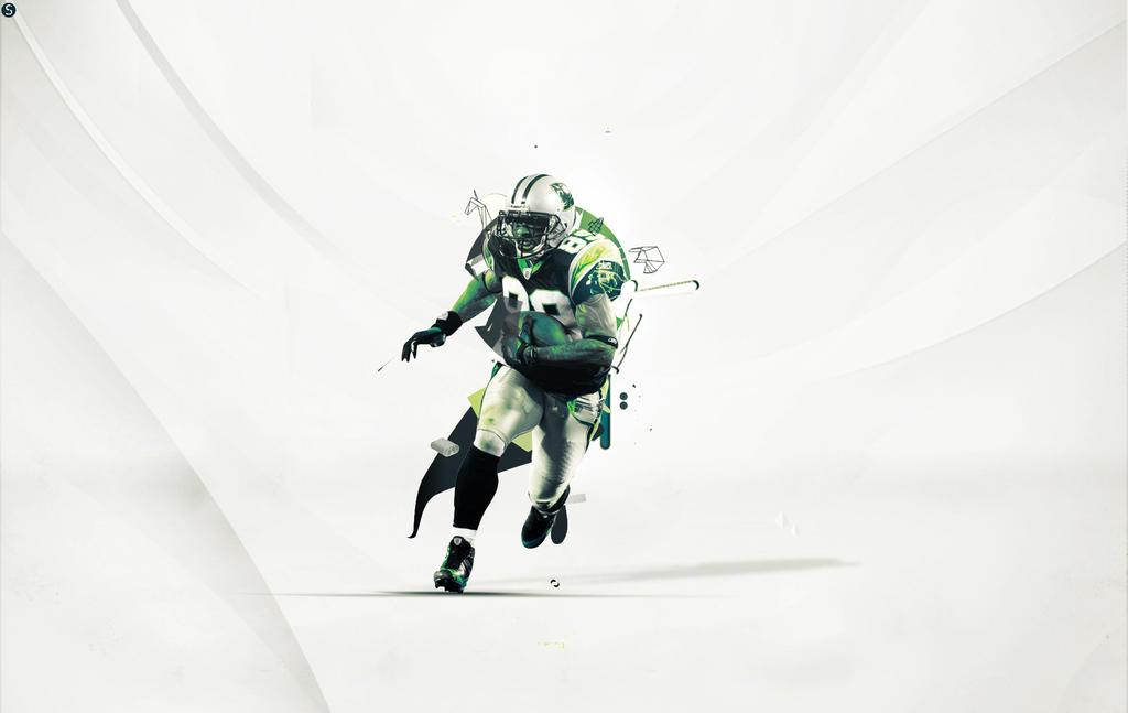 American Football Player Wallpaper: American Football Player //wallpaper//sC By Epro-creative