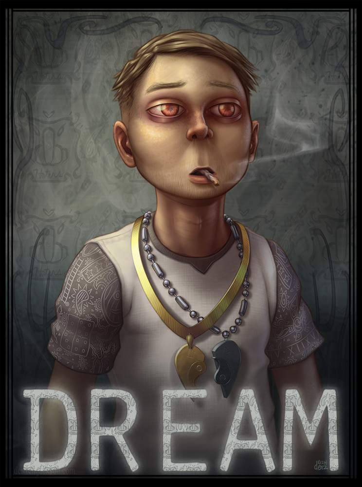 Dream II by DenzelAJackson