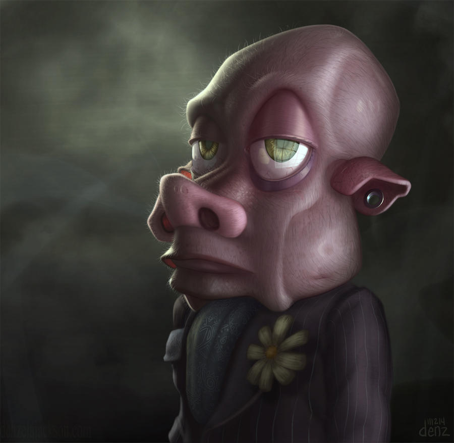 Pigmalion by DenzelAJackson