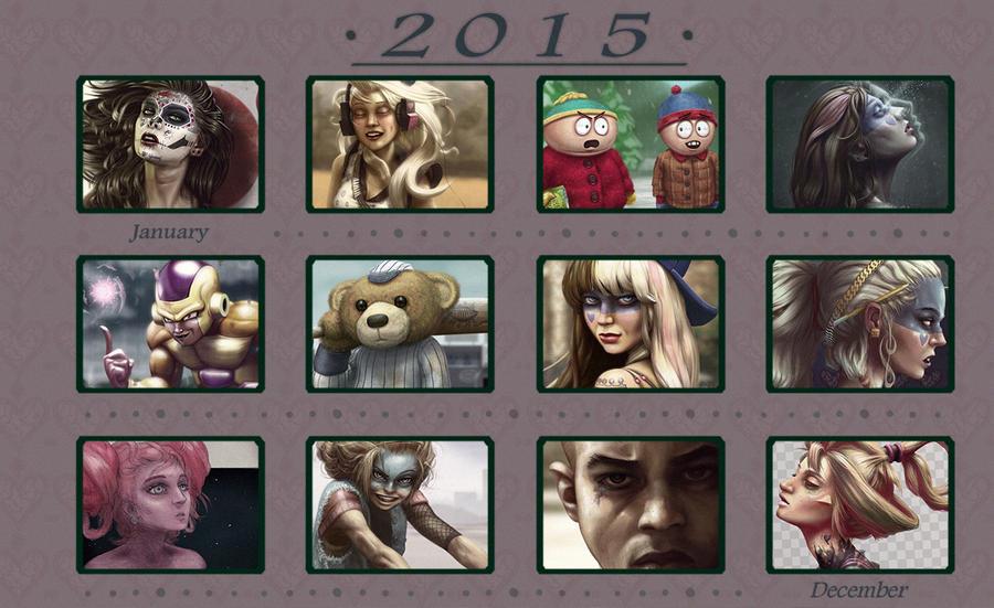 2015 Summy by DenzelAJackson