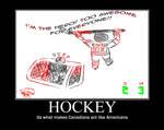 Hockey Olympic Motivator